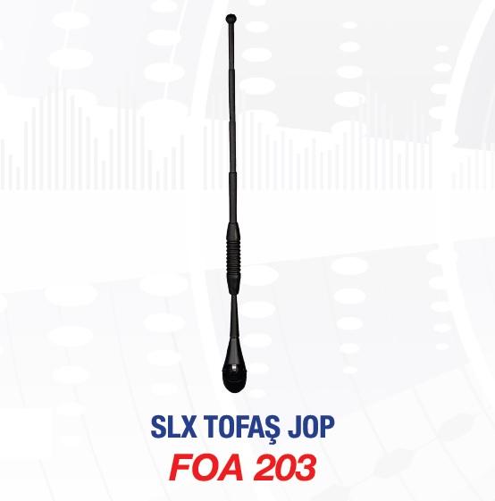 ANTEN KOMPLE FOA203 SLX JOP