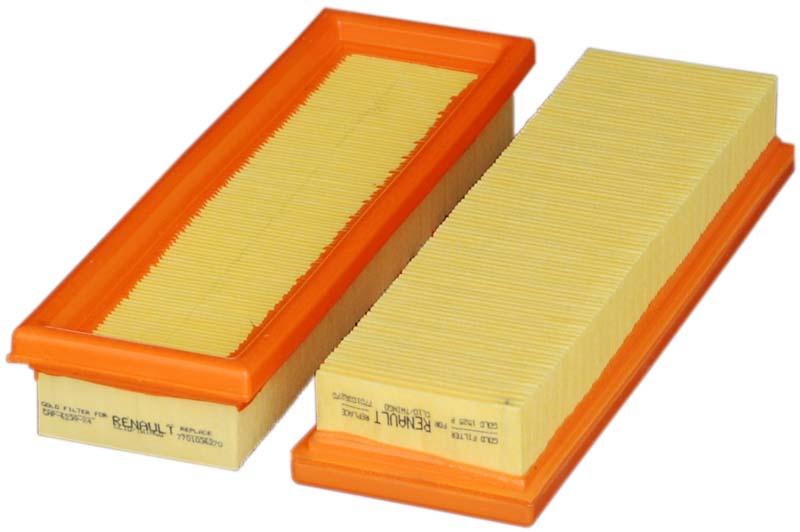 HAVA FİLTRESİ GHP6239X4 TWINGO-I (1993 1996) CLIO-I (1991 1998) 1.2