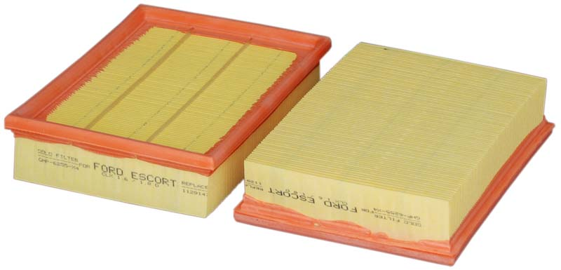 HAVA FİLTRESİ GHP6255X4 ESCORT VI (1992 1995) ESCORT VII (1995 2002) 1.6 CL