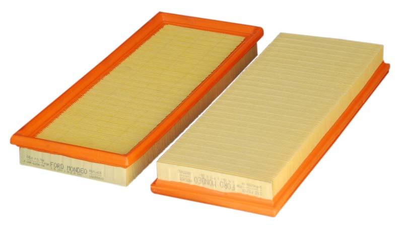 HAVA FİLTRESİ GHP6258X4 MONDEO-I (1993 1996) MONDEO-II (1996 2000)