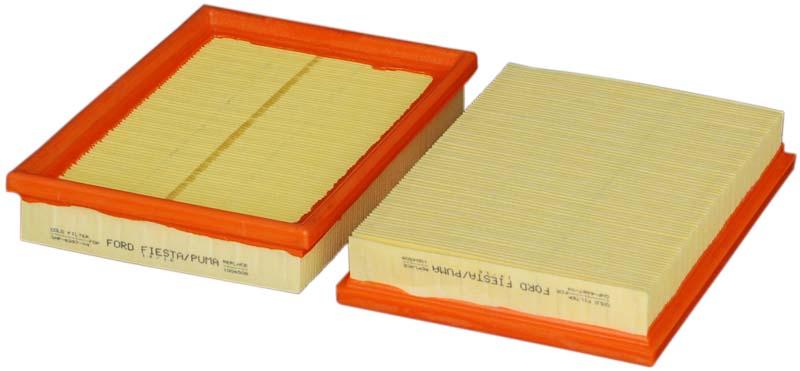 HAVA FİLTRESİ GHP6260X4 FIESTA-IV (1996 2002) 1.3İ 1.4İ-16V